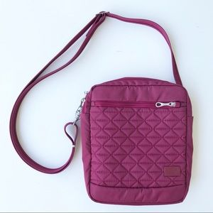 TravelSmith Special Edition by Pacsafe® Crossbody